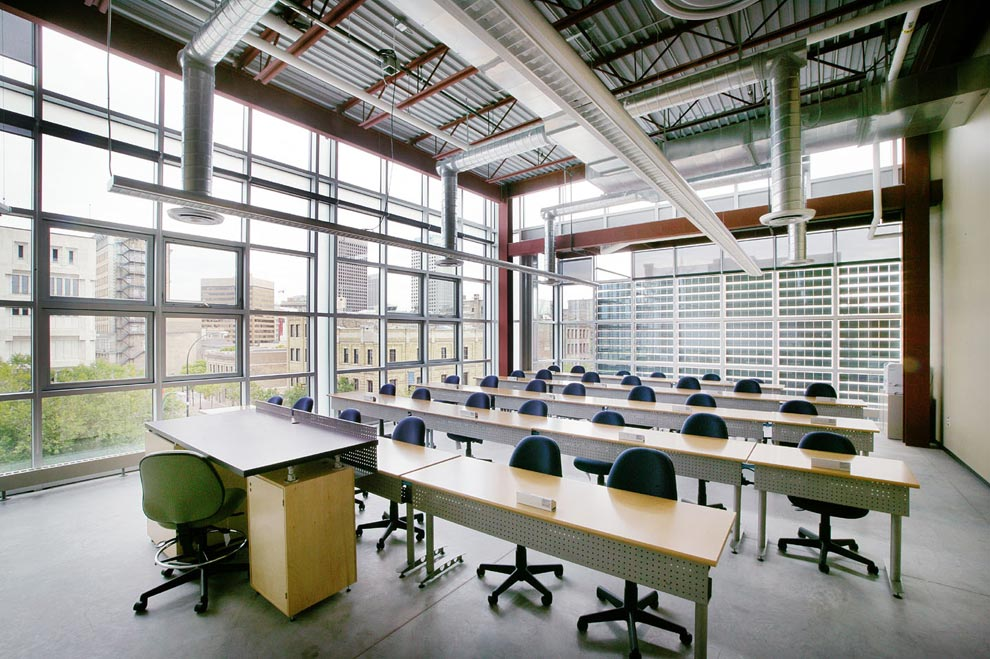 Red-River-College-Classroom