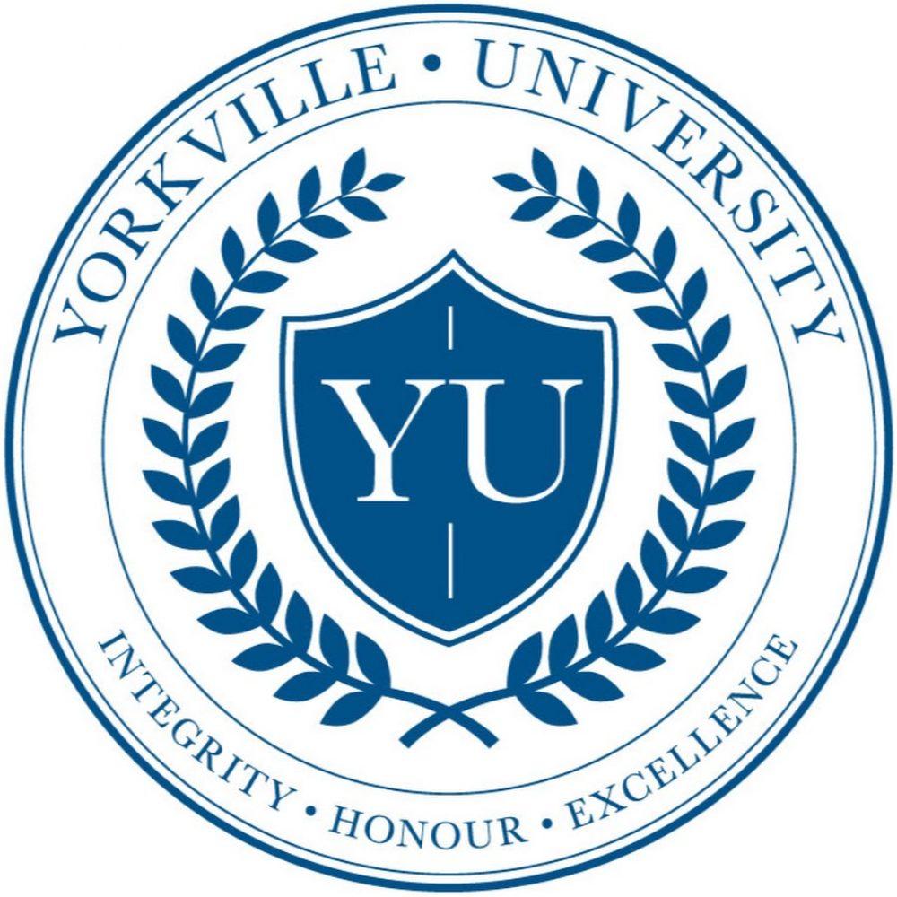 Yorkville U logo